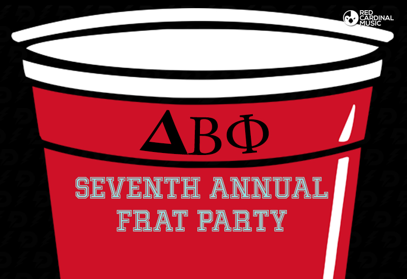 Deadbolt Festival Afterparty - Annual Frat Party - Manchester - Red Cardinal Music