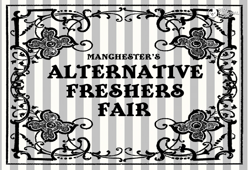 Manchester's Alternative Freshers Fair - Red Cardinal Music