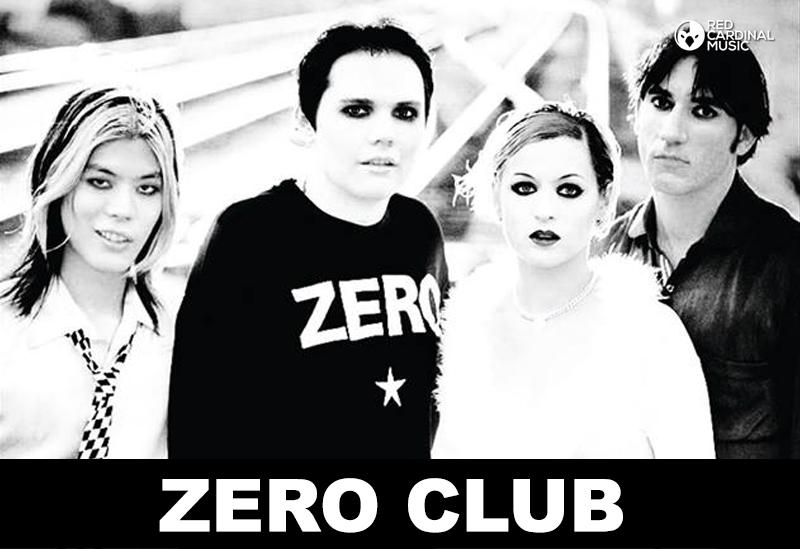 Zero Club Smashing Pumpkins Special 2018 - 90s alternative - Red Cardinal Music
