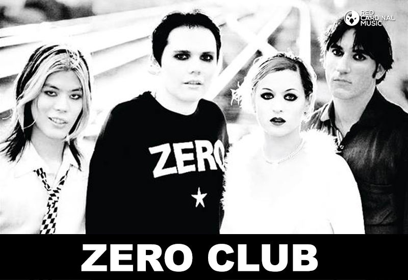 Zero Club Smashing Pumpkins Special 2018 - 90s alternative - Red Cardinal Music