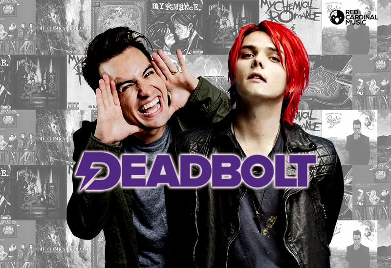 Deadbolt - Panic! At The Disco vs My Chemical Romance Special - Liverpool - Red Cardinal Music
