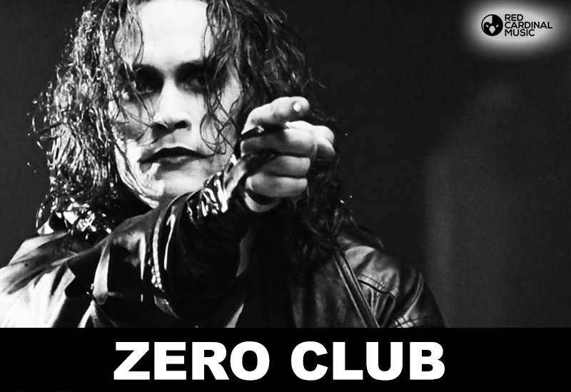 Zero Club - The Crow Special - Oct 19 - Red Cardinal Music
