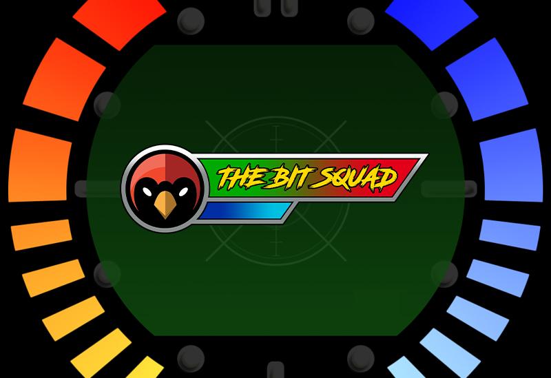 The Bit Squad - Font Chorlton - 30 Oct 19 - Red Cardinal Music