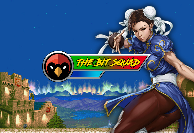 The Bit Squad - Street Fighter II Tournament - Red Cardinal Music