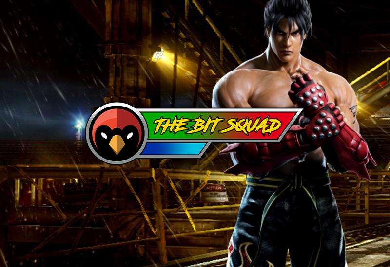 The Bit Squad - Turing Tap - 17 Oct 19 - Tekken Tag - Red Cardinal Music
