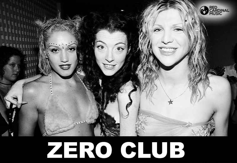 Zero Club - The Shipping Forecast - October 2019 - Red Cardinal Music