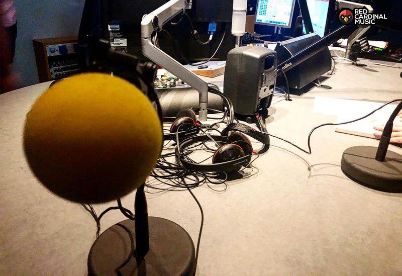 Deadbolt Liverpool - BBC Radio Merseyside - Red Cardinal Music