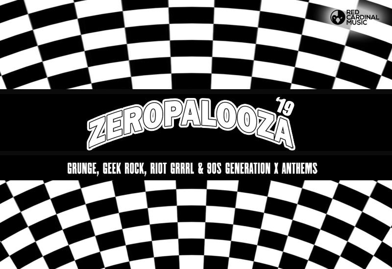 Zero Club - Dec 19 - Zeropalooza - Red Cardinal Music