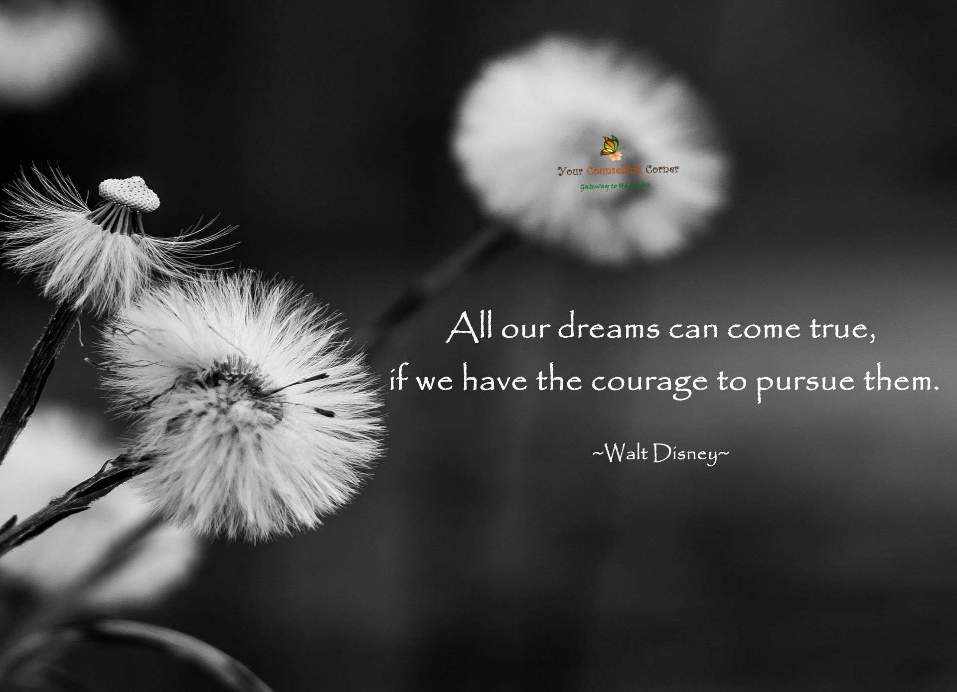 Don't Let your Dreams Die