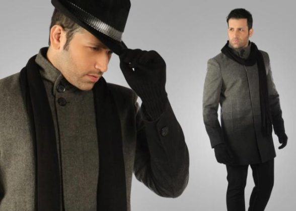 Men winter clothing