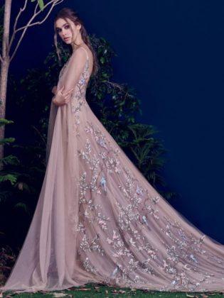 Hamda Al Fahim Summer Evening Wear