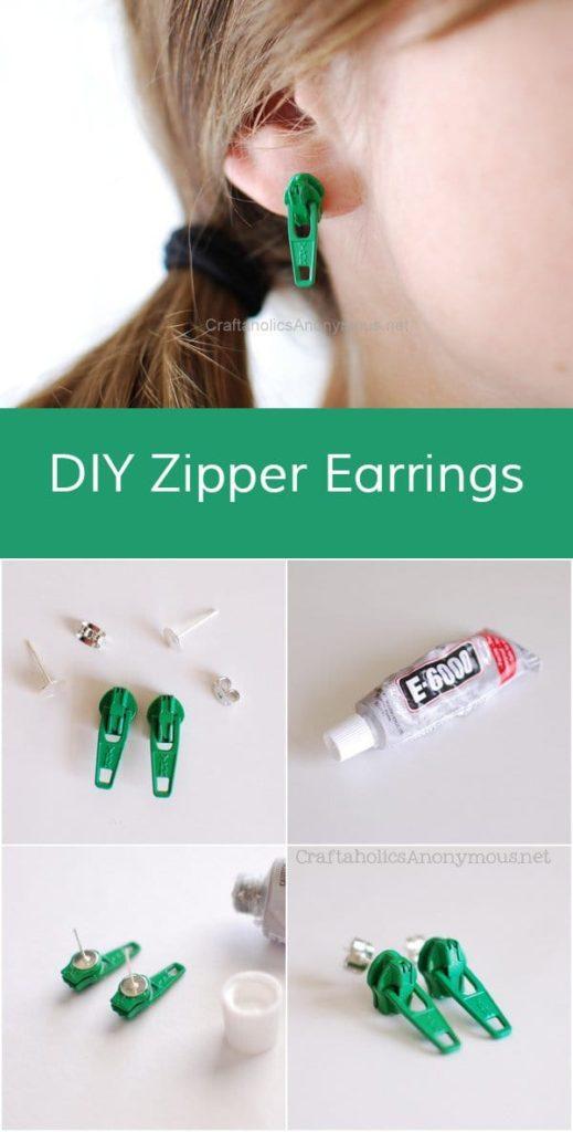 DIY Custom Earrings Ideas Pictutorial Guide