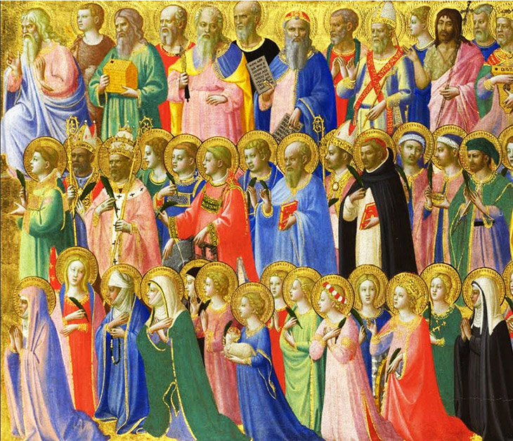 Parish Devotion for November 19th 2019 – Tuesdays – Month of the Holy Souls in Purgatory