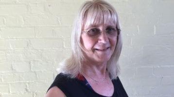 Caroline Gwatkin - our Vice-Chair