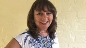 Kathleen Jones - Our Secretary