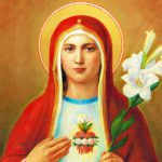Blog Topic: August is dedicated to the Immaculate Heart of Mary