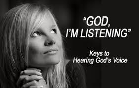 Hear God's Voice Tuesdays in the Presbytery – St Swithun's Church