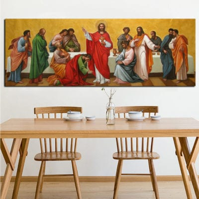 Sharing a Table with Jesus
