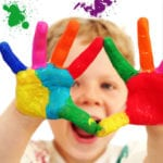 Parents Toddlers Group Hands