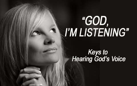 Hear God's Voice – Tuesday Oct 8th 2019