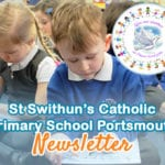 St Swithun's Primary School Newsletter - December 6th 2019