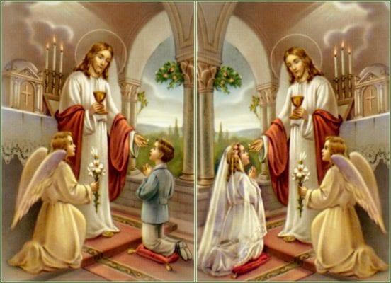 Jesus and Child 2