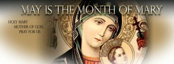 Devotion May 4th 2019 Month of Our Lady - Saturdays
