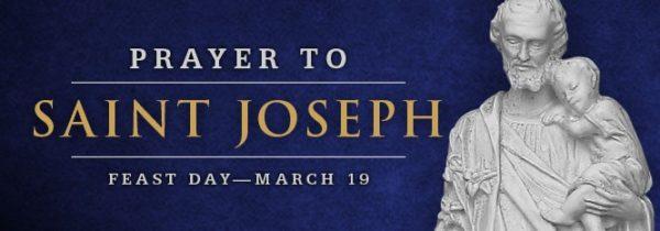 Prayer to Saint Joseph