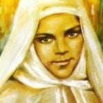 Blog Topic:  Blessed 'Little Arab girl' - Mariam of Jesus Crucified