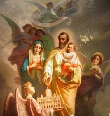 Sacred Heart Wednesdays Prayer to Saint Joseph