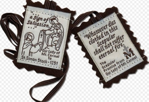 The Brown Scapular