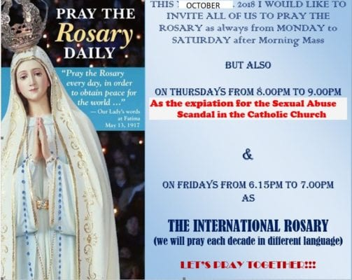 Pray the Rosary 2