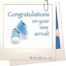 Congratulations New Baby