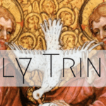 "Blog Topic: ""Mystery of the Holy Trinity"""