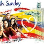 "Blog Topic: ""Today is National Youth Sunday"""