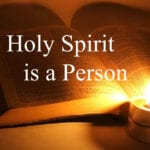 "Blog Topic: ""The Holy Bible is the dwelling of the Holy Spirit."""