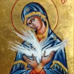 "Blog Topic: ""The Holy Mother is the sanctuary of the Holy Spirit."""