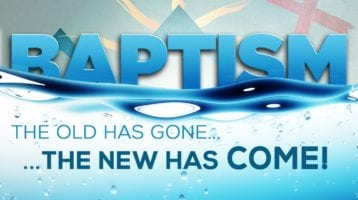 Baptism Preparation Programme Feb to July 2019
