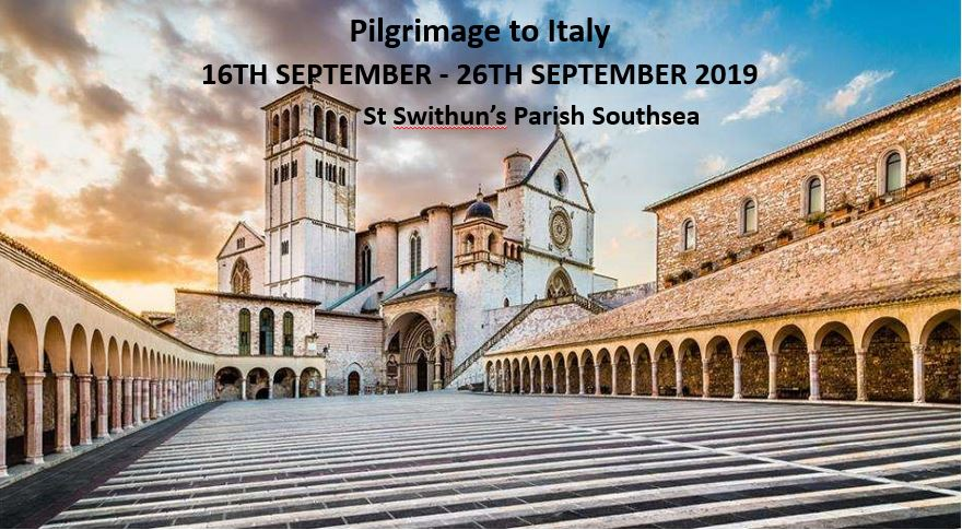 Pilgrimage to The Eucharistic Miracles & The Special Saints of ITALY 22-09-2019