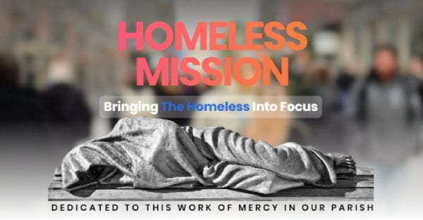 St Swithun's RC Church Homeless Mission