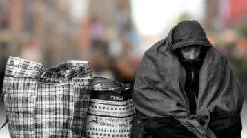 Homeless Mission: What We Need