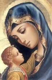 Spiritual Adoption of Unborn Child Our Lady