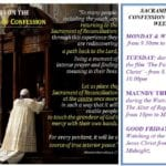 Blog Topic: A 7 Step Survival Guide for Returning to Confession