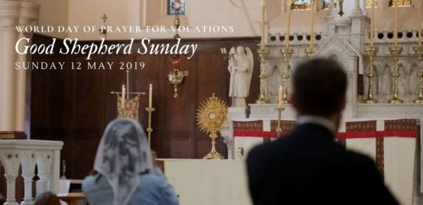 Good Shepherd Sunday Vocations