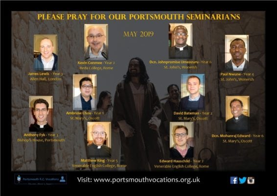 Vocations Portsmouth