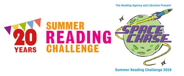 The Summer Reading Challenge Space Chase Update
