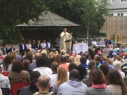 St Swithuns' Day Celebrations