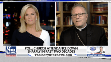 Bishop Barron on Fox News - Letter to a Suffering Church