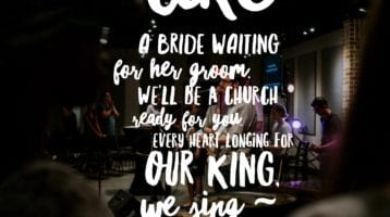 Hymn for Today:  Lyrics - Passion - Even So Come (Live) ft. Kristian Stanfill