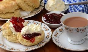 Ascent Group - Cream Tea in Minstead 28-08-2019